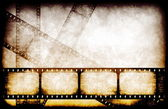 Industria cinematográfica destacan carretes — Foto de Stock