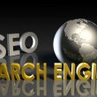 Search Engine Optimization — Stock Photo #23850789