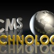 CMS Technology - Stock Photo