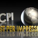 Постер, плакат: Cost Per Impression