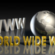World Wide Web — 图库照片 #23968635