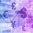 Global Currencies — Stock Photo #23968815