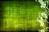 Green Grunge Design Texture — Stock Photo