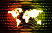 グローバル化した世界ビジネス概要 — ストック写真