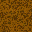 Stock Photo: Seamless Animal Print