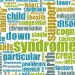 Stock Photo: Down Syndrome