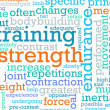 Strength Training — Stock Photo
