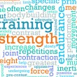 Strength Training - Stock Photo