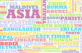 Visit Asia — Stock Photo