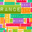 Holiday in France - Stock Photo