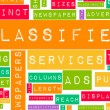 Classified Ads - Stock fotografie