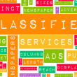 Classified Ads - Stockfoto