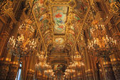 Opera garnier — Stock fotografie