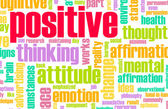 Thinking Positive — Foto Stock