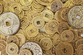 Chinese Coins — Foto Stock