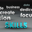 Skills at the Forefront — Foto de Stock