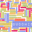 Buddhism - Stock Photo