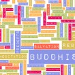 Buddhism — Foto de Stock