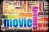 Movie Poster — Stock Photo