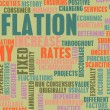 Stock Photo: Inflation