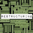 Stock Photo: Restructuring