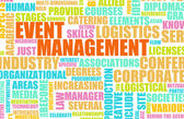 Event Management — Stock Photo