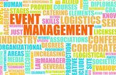 Event Management — Stock Photo