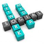 Social Media Network — Stock Photo #24173865