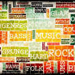 Music Background — Stock Photo #24173665