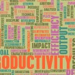 Stock Photo: Productivity