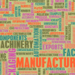 Manufacturing — Stock Photo