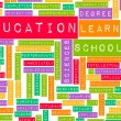 Education Sector - Stock Photo