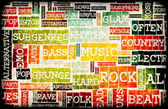 Music Background — Stock Photo