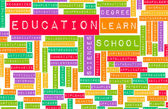 Education Sector — Stock Photo