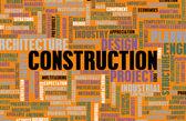 Construction Industry — Stock Photo