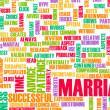 huwelijk advies — Stockfoto