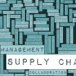 Supply Chain — Foto de stock #24239903