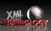 Xml-tekniken — Stockfoto