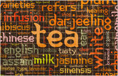 Assorted Teas — Stock Photo