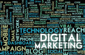 Digital Marketing — Stock Photo