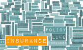 生命保险 — 图库照片