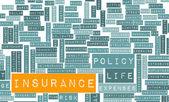 životní pojištění — Stock fotografie