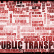 Public Transport - Stock Photo