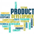 Product Development — Stock Photo