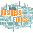 Business Ethics — Foto de stock #24244911