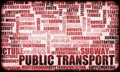 Public Transport — Stock Photo