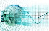 Tecnologias emergentes — Foto Stock