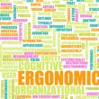Ergonomics — Stock Photo