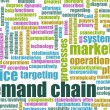 Stock Photo: Demand Chain