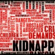 Kidnapping - Stock Photo